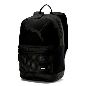 Puma Generator 2.0 backpack black w/ laptop sleeve